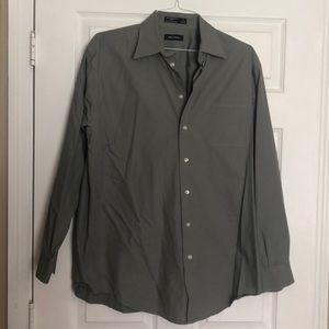 Excellent condition men's Nautica dress shirt